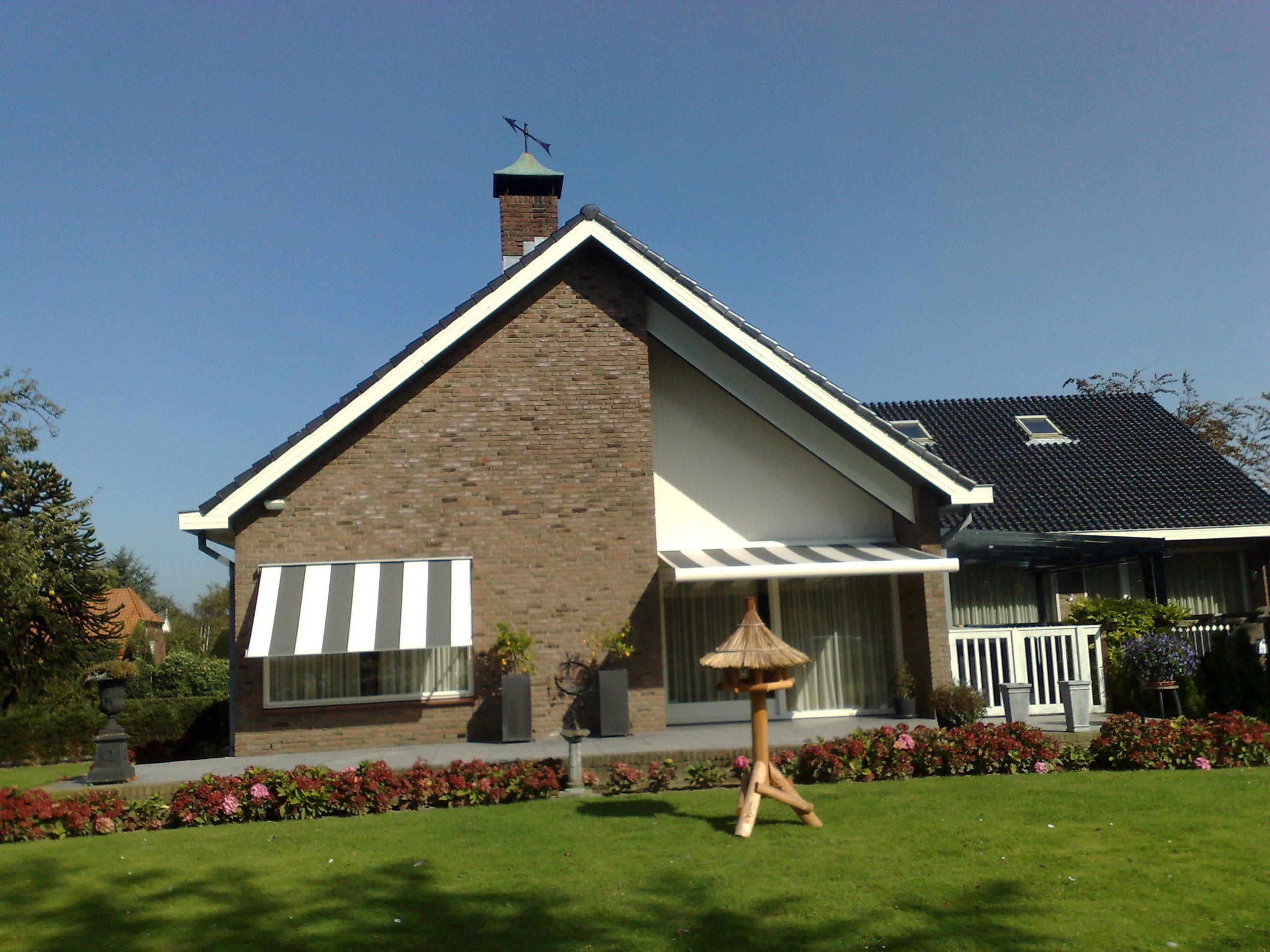 Van Iersel terrasschermen te Huissen
