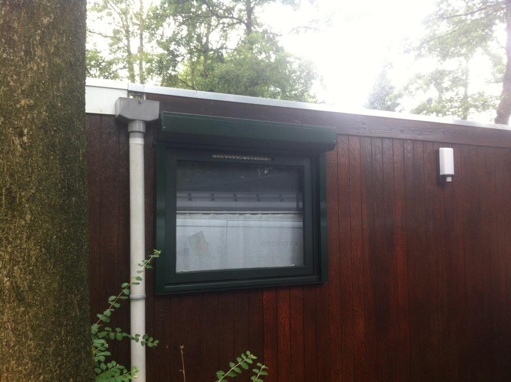 Zonwering Chalet Oosterhout 3