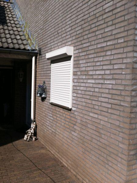 Rolluiken en ritsscreen geplaatst in Arnhem 3