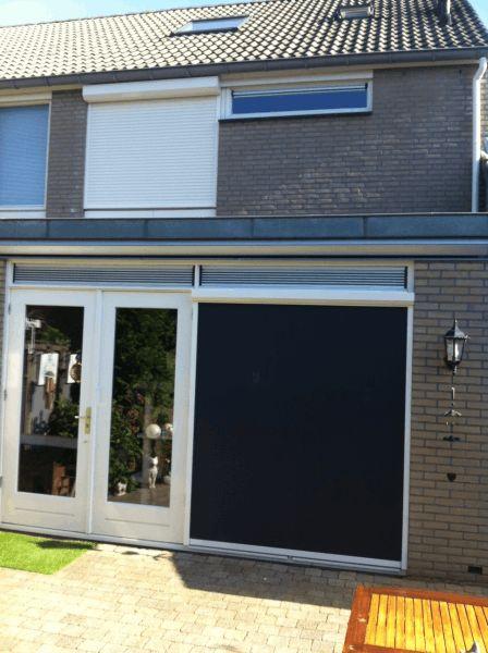 Rolluiken en ritsscreen geplaatst in Arnhem 4