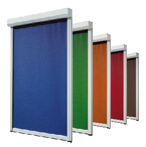 Screen kleuren Roel Huisintveld zonwering bemmel