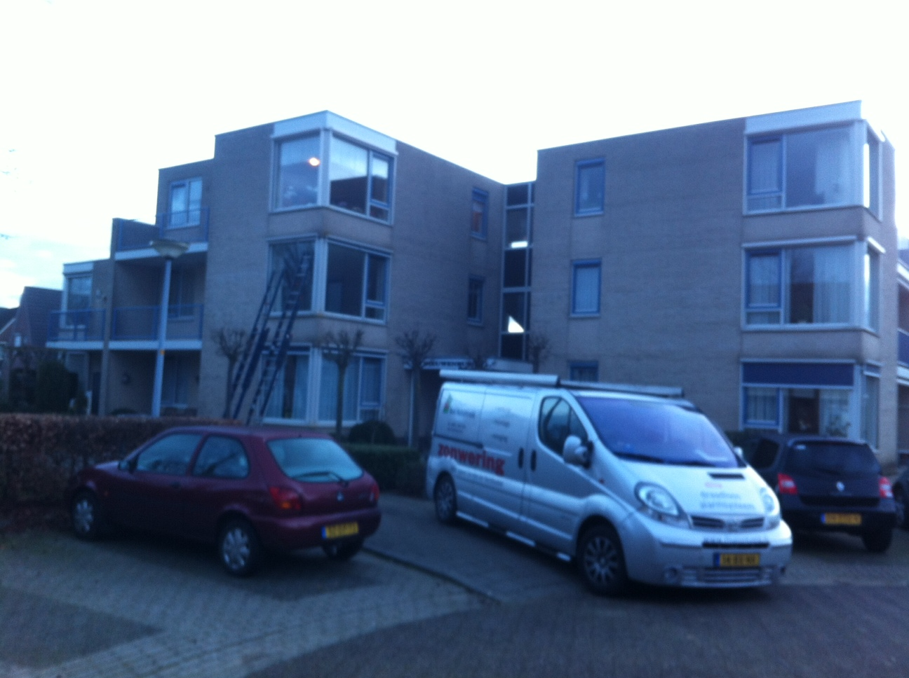 Zonwering project de Nieuwenburgh in Doornenburg