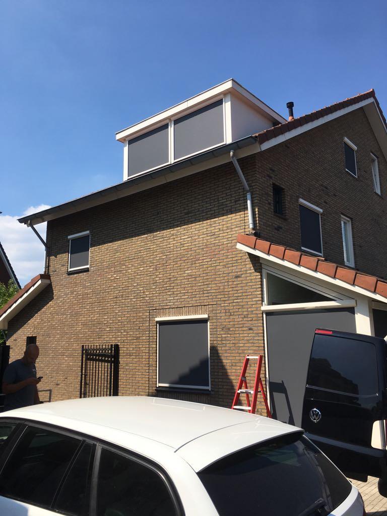 15 ritsscreens geplaatst in Arnhem zuid 3